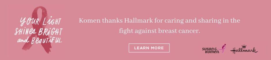 Hallmark banner