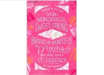 Hallmark Mother's Day Cards Supporting Susan G. Komen