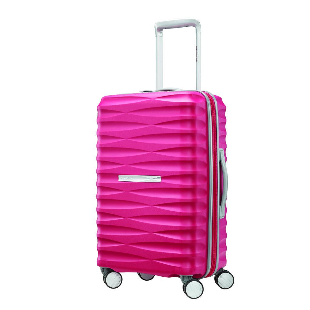 Samsonite Pink Luggage