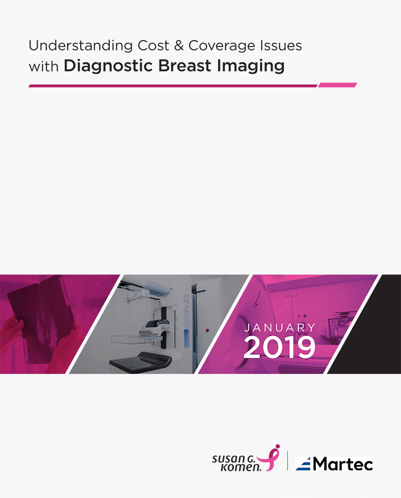 Understanding Cost and Coverage Issues with Diagnostic Breast Imaging