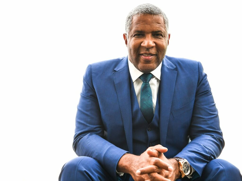 Philanthropist Robert F. Smith, Founding Director and President of the Fund II Foundation
