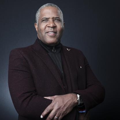 Robert F. Smith, Founding Director and President of the Fund II Foundation